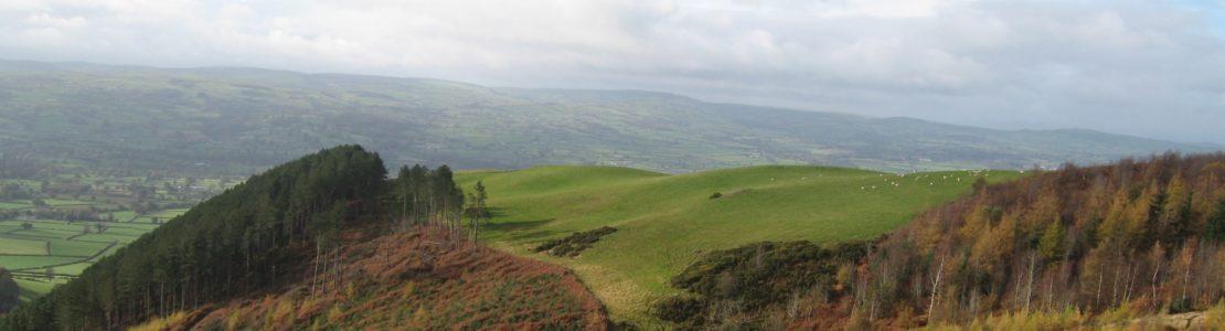 Offa's Dyke Path – Clwydian Hills