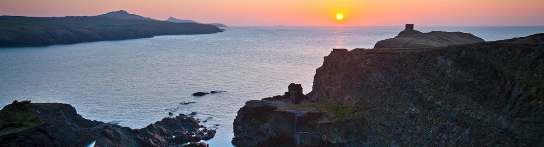 Pembrokeshire Coast Path Walking Holiday