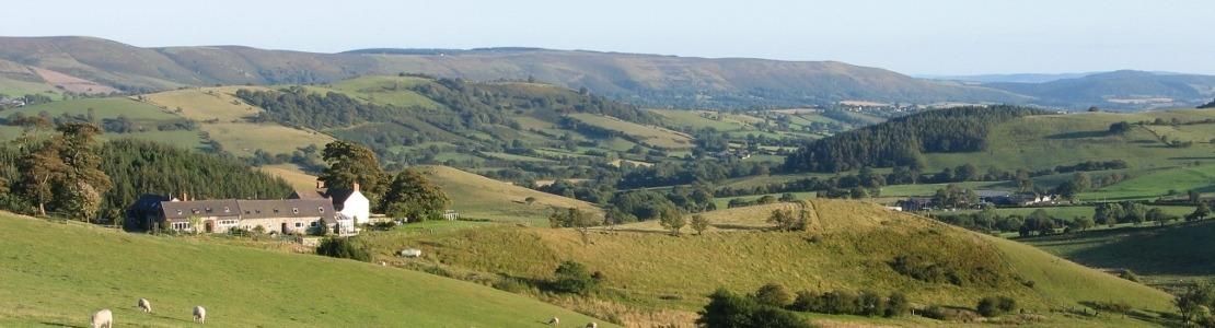 Offa's Dyke Path – Shropshire Hills