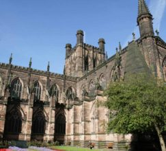Chester – Voted one of favourite cities in UK