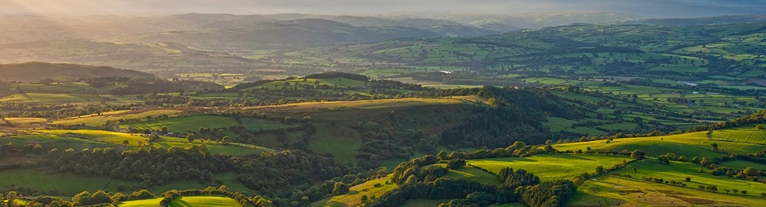 Offa's Dyke Path Walking Holiday