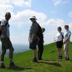 Offa's Dyke Path - Clwydian Hills