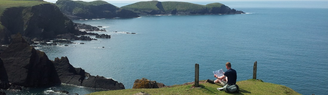 Pembrokeshire Coastal Path walking holidays