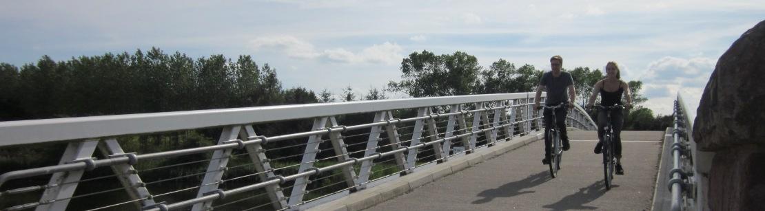 Cycling holidays in UK - near Acton Bridge